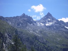 Unumstößlich wie die Berge in Savoyen