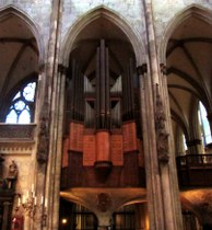 Kölner Dom, Orgel