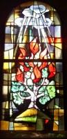 St. Ulrich, Altenstadt bei Wissembourg/Elsass, Brenennder Dornbuch