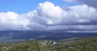 Landschaft Rhonetal