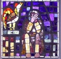 Fensterbild, St. Joseph, Öhringen