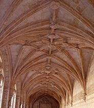 Kreuzgewölbe, Lissabon