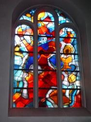 Fenster in St. Donat, Arlon