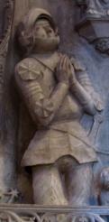 Ausschnitt Kreuzigungsgruppe, Limburger Dom