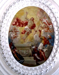 Auferstehung, St. Jakob, Ellwangen