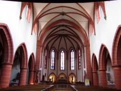 Ladenburg, St.-Gallus-Kirche