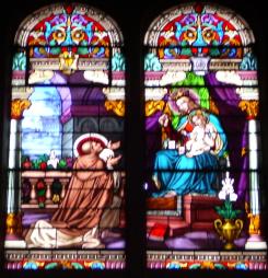 Belleville, Frankreich, Christi Geburt