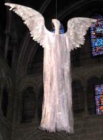 Engel, Lausanne/Schweiz, Notre Dame