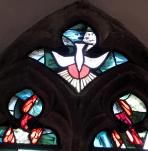 Ausschnitt vom Kirchenfesnster in Igelsberg / Freudenstadt, Wolf-Dieter Kohler