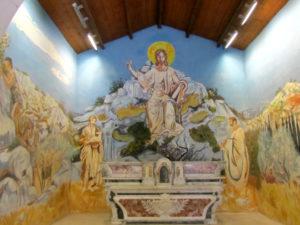 Chapelle des Pénitents Blancs, Les Baux en Provence, Frankreich